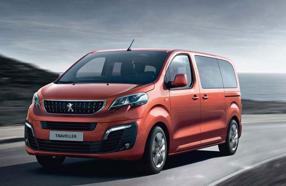 Peugeot Traveller Motability
