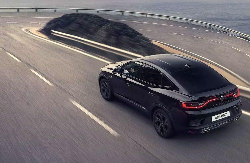 All-New Renault Arkana Motability