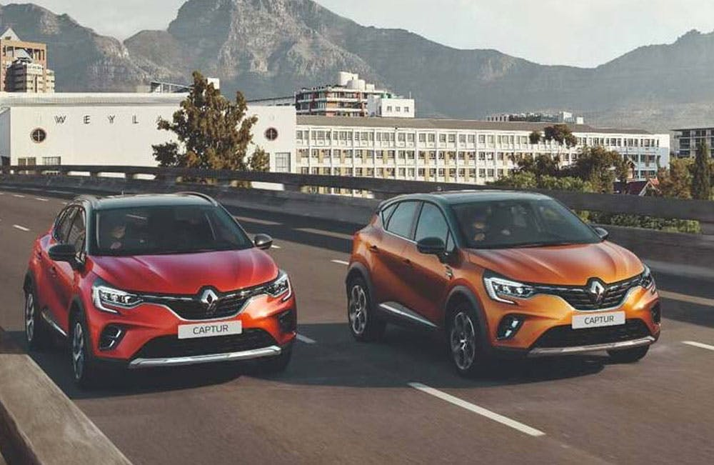 Renault CAPTUR Motability