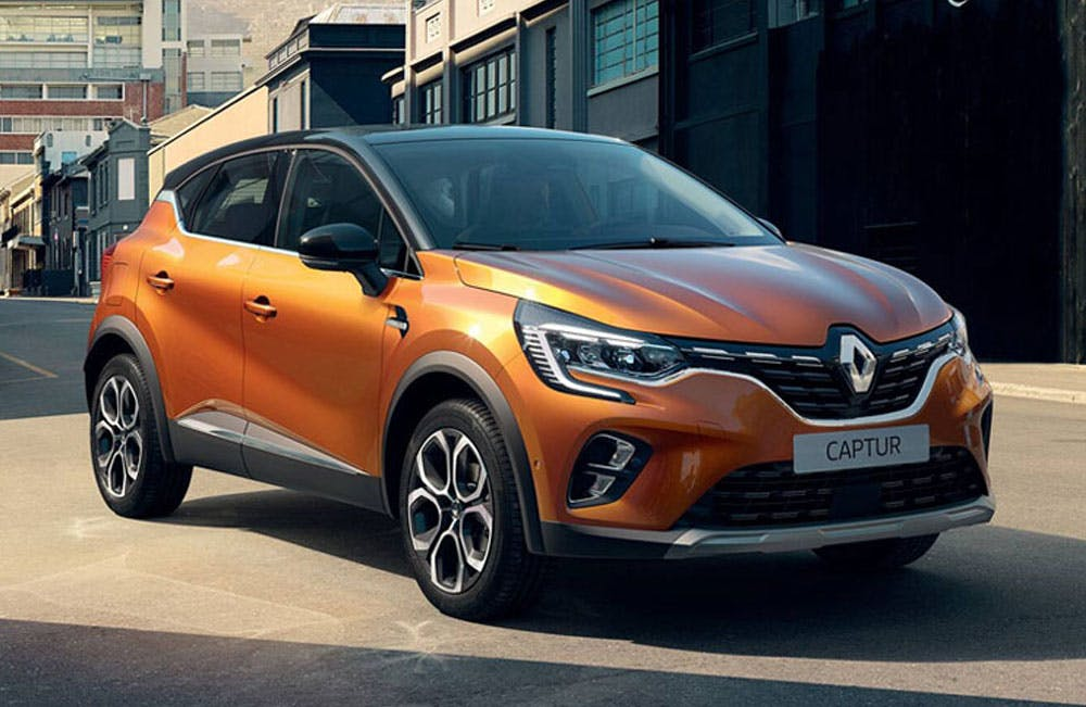New Renault Cars Business Contract Hire Offers