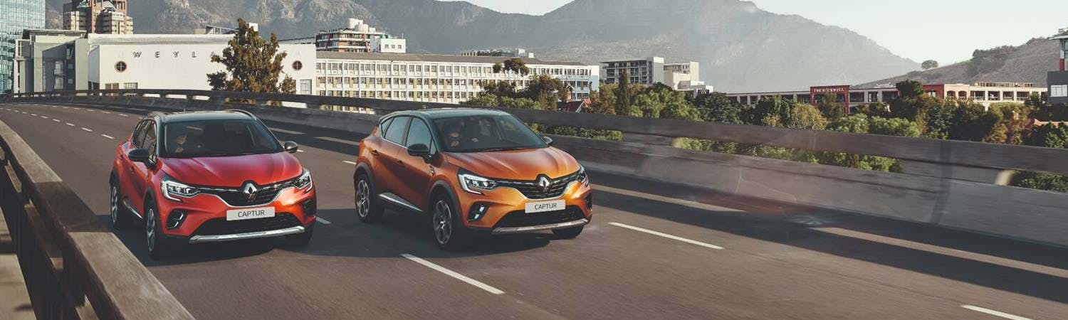 All-New Renault CAPTUR Motability