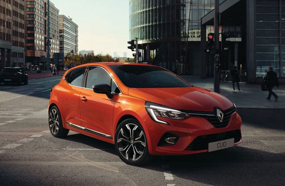 All-New Renault Clio Motability