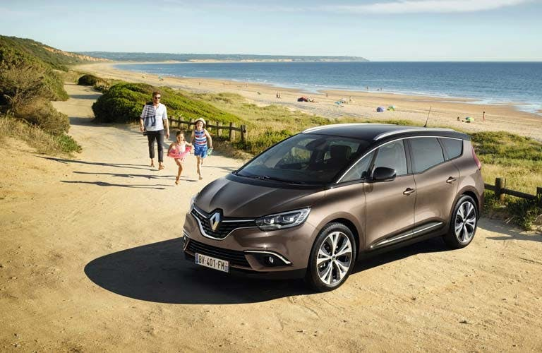 Renault Grand Scenic Motability