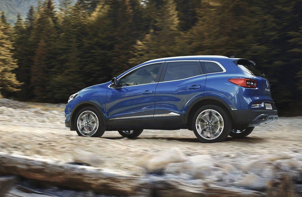 New Renault KADJAR Motability