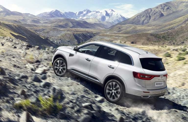 New Renault KOLEOS Motability