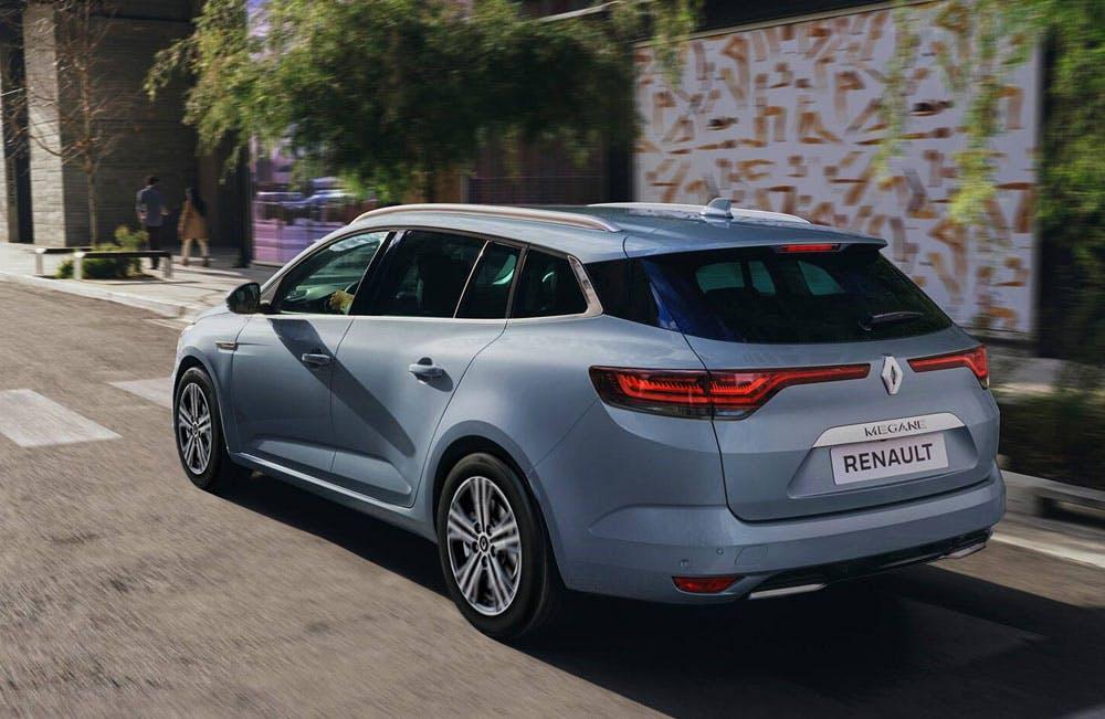 Renault Megane Sport Tourer Motability