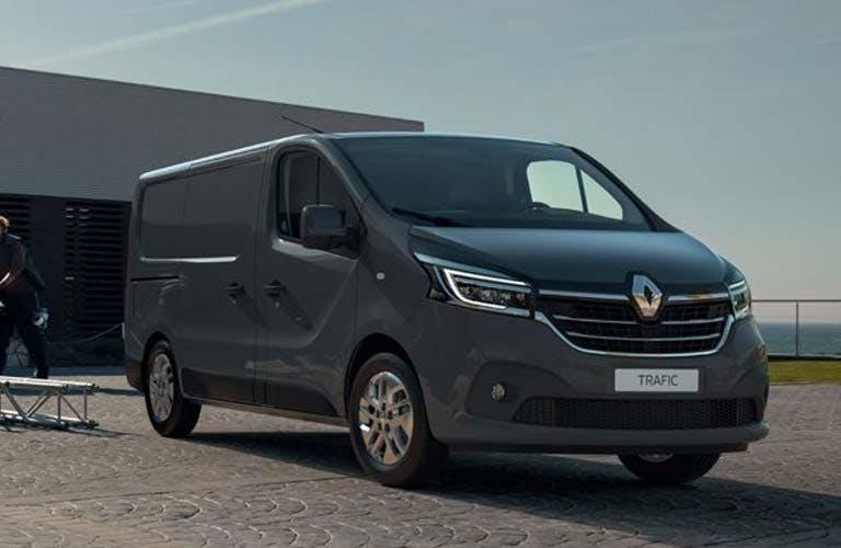 New Renault TRAFIC Motability