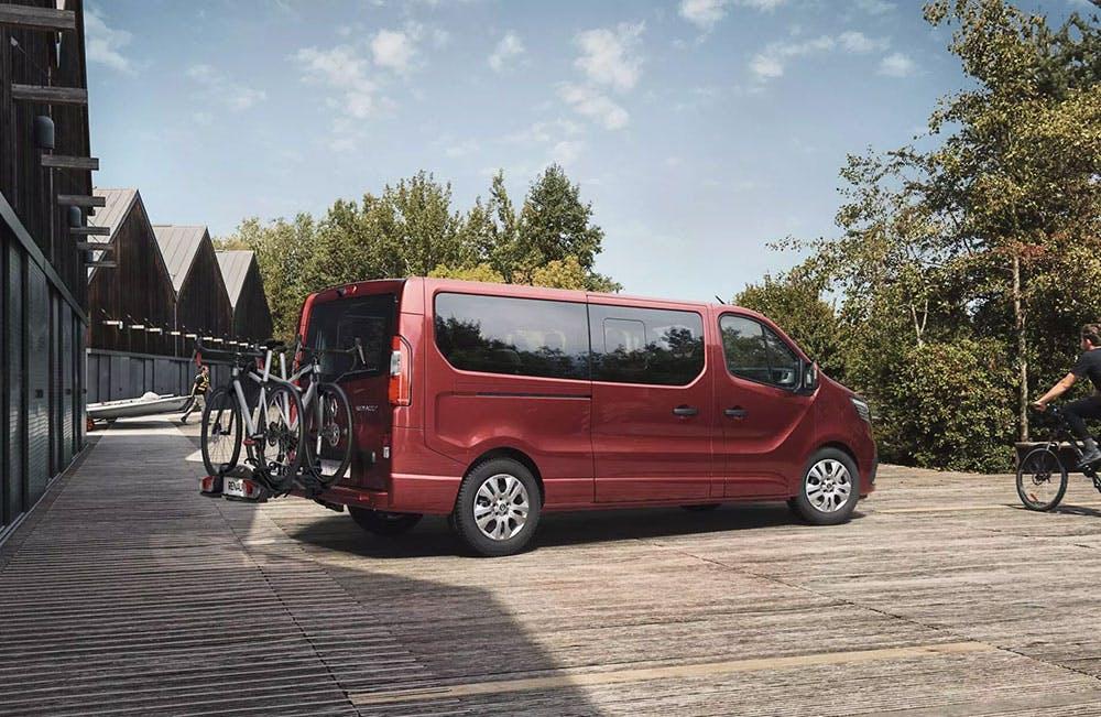 Renault Trafic Passenger Motability