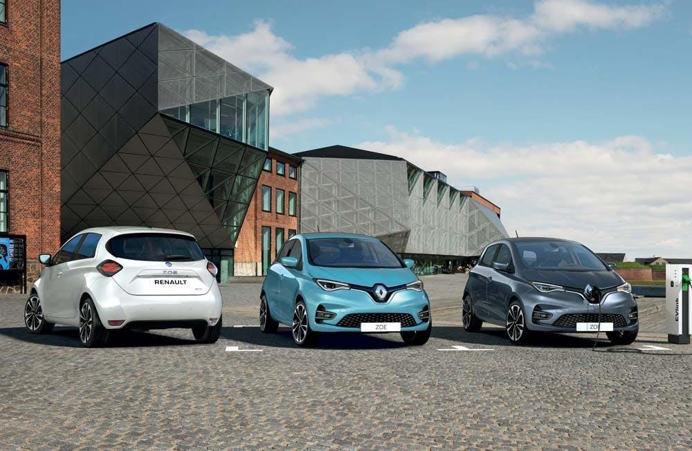 New Renault ZOE Motability