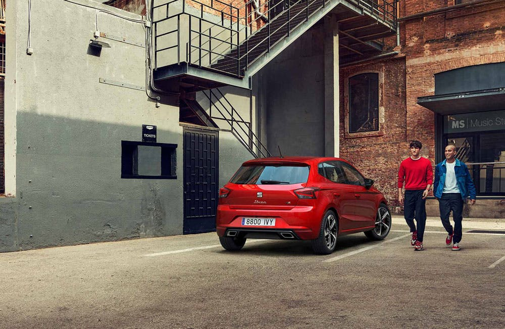 New SEAT Ibiza Motability