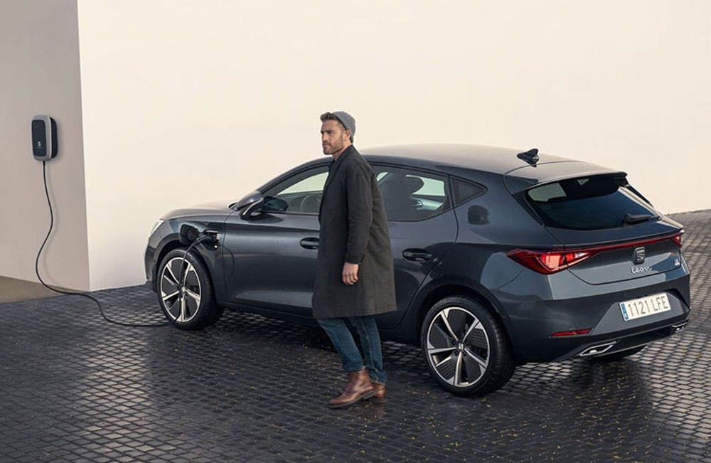 SEAT Leon e-Hybrid (PHEV) Motability