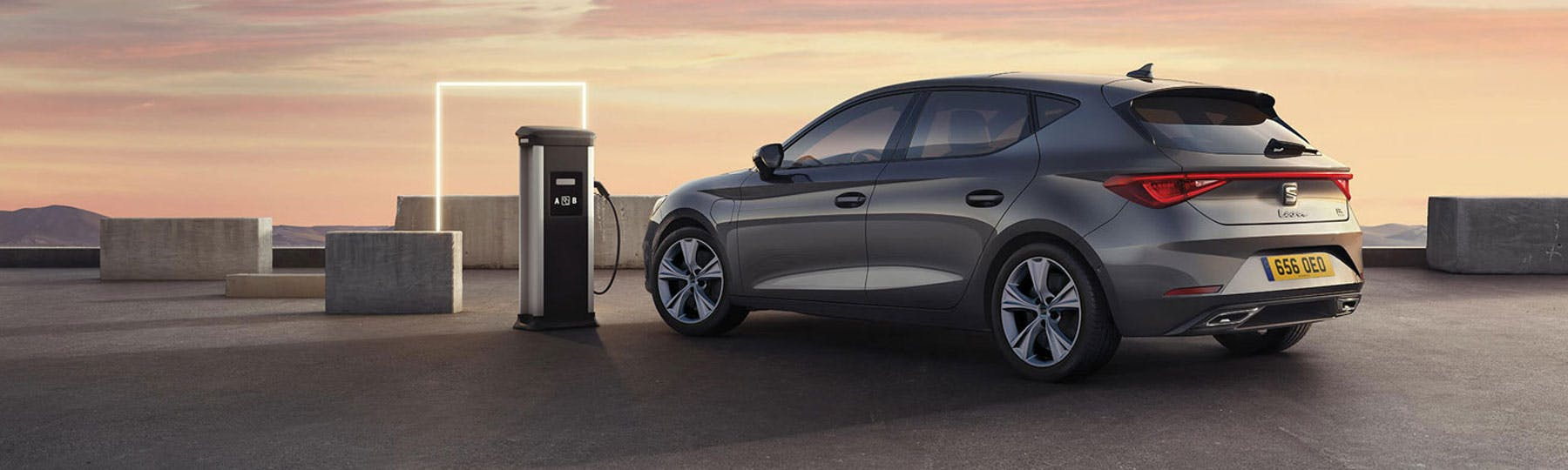 New SEAT Leon e-Hybrid