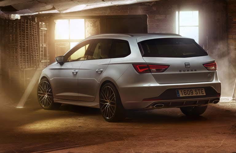 Leon Estate CUPRA