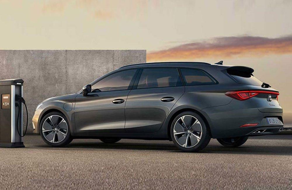 SEAT Leon Estate e-Hybrid  (PHEV) Motability