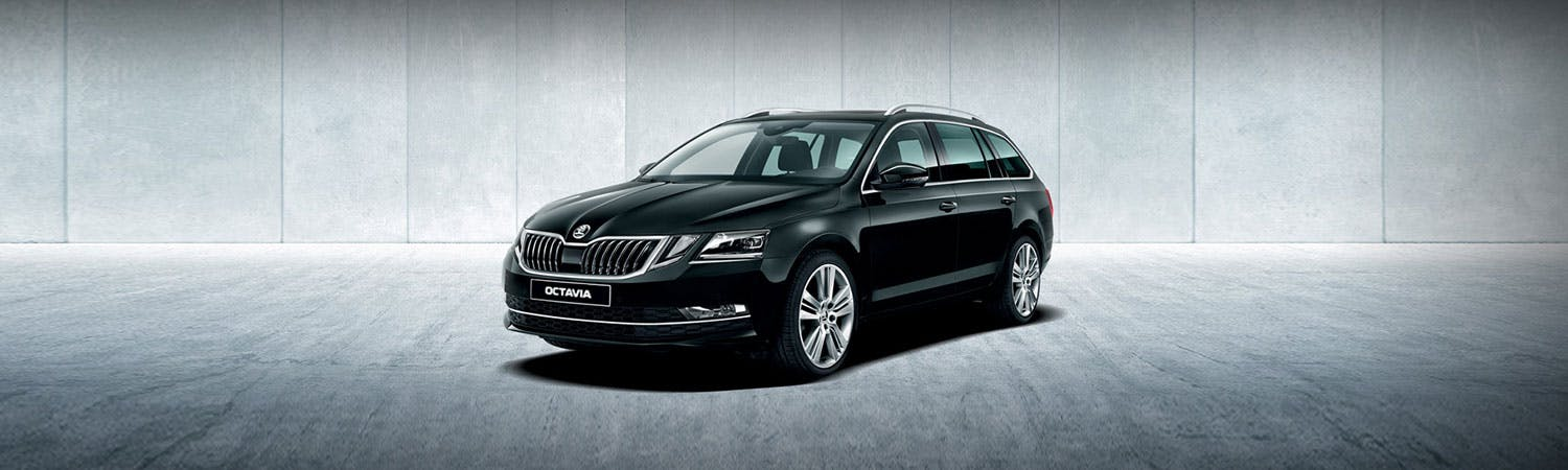 ŠKODA Octavia Estate