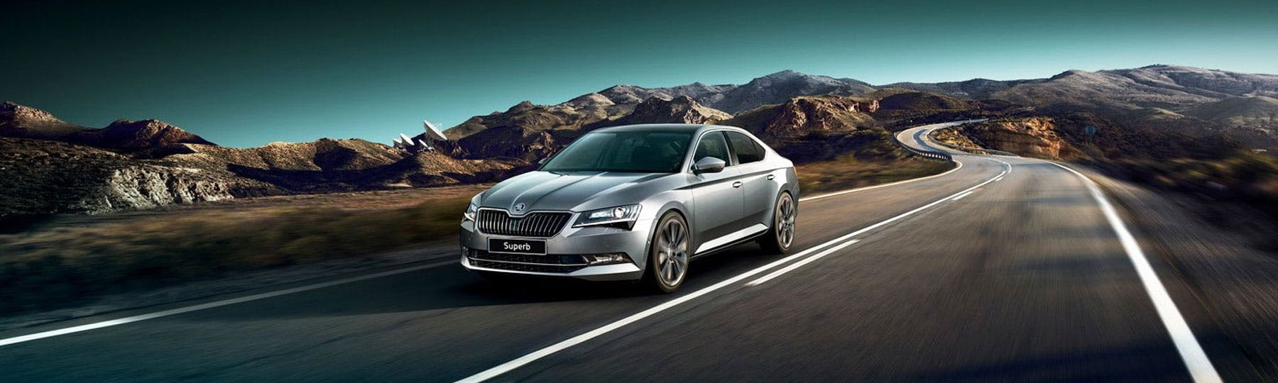 new Škoda superb hatch in maidstone, kent and southend, essex