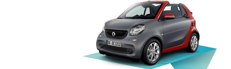 smart fortwo cabrio Motability