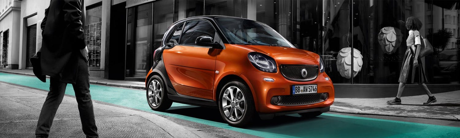 smart fortwo Coupe Motability