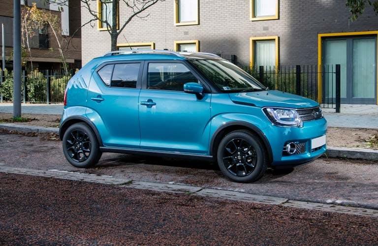 Suzuki Ignis Motability
