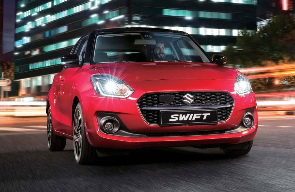 Suzuki Swift Motability