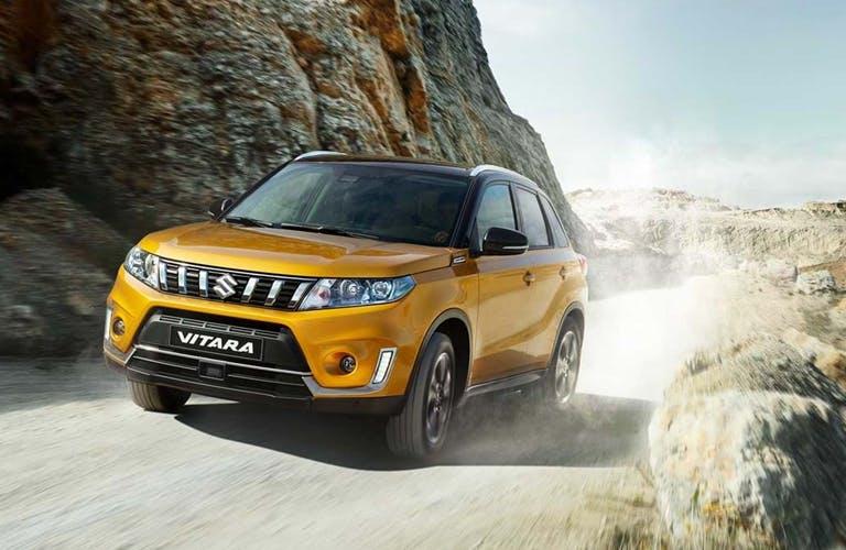 Suzuki Vitara Motability