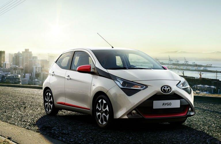 Toyota AYGO Motability