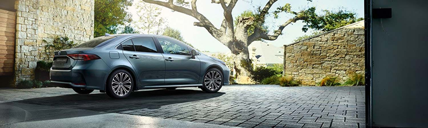 All New Toyota Corolla Saloon Motability