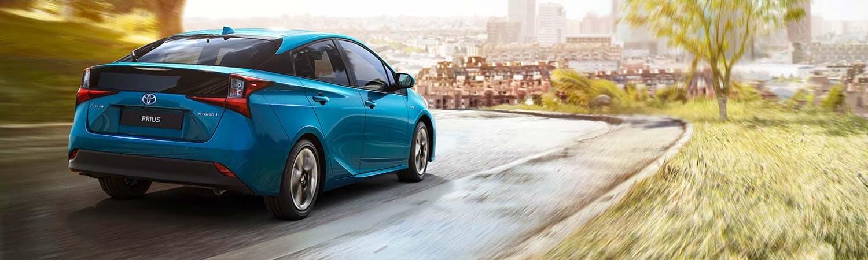 Toyota Prius Motability