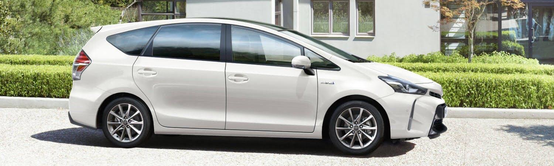 Toyota Prius+ Motability