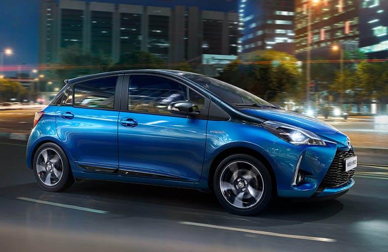 Toyota Yaris Motability