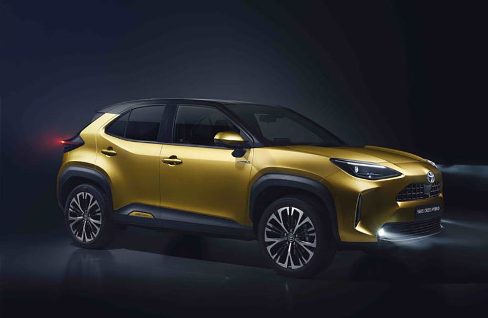 All New Toyota Yaris Cross Hybrid