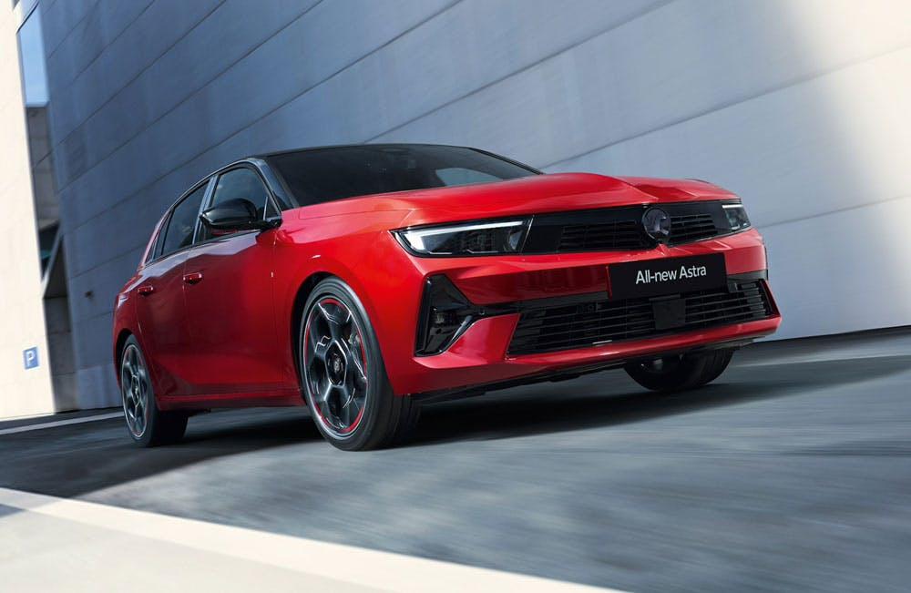 New Vauxhall Astra Motability