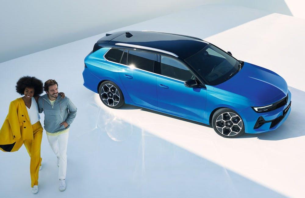 Vauxhall Astra Sports Tourer Motability