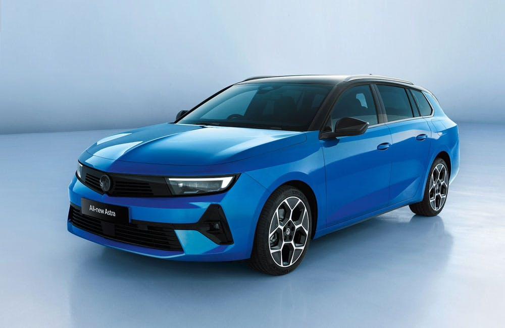 New Vauxhall Astra Sports Tourer Motability