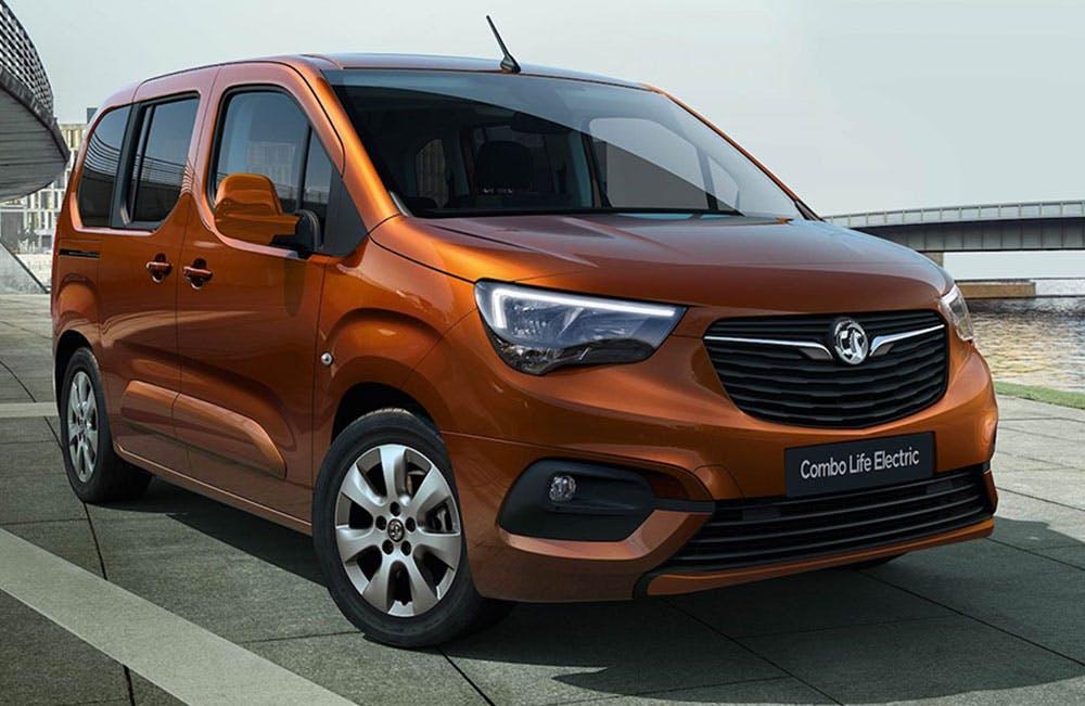 New Vauxhall Combo-e Life