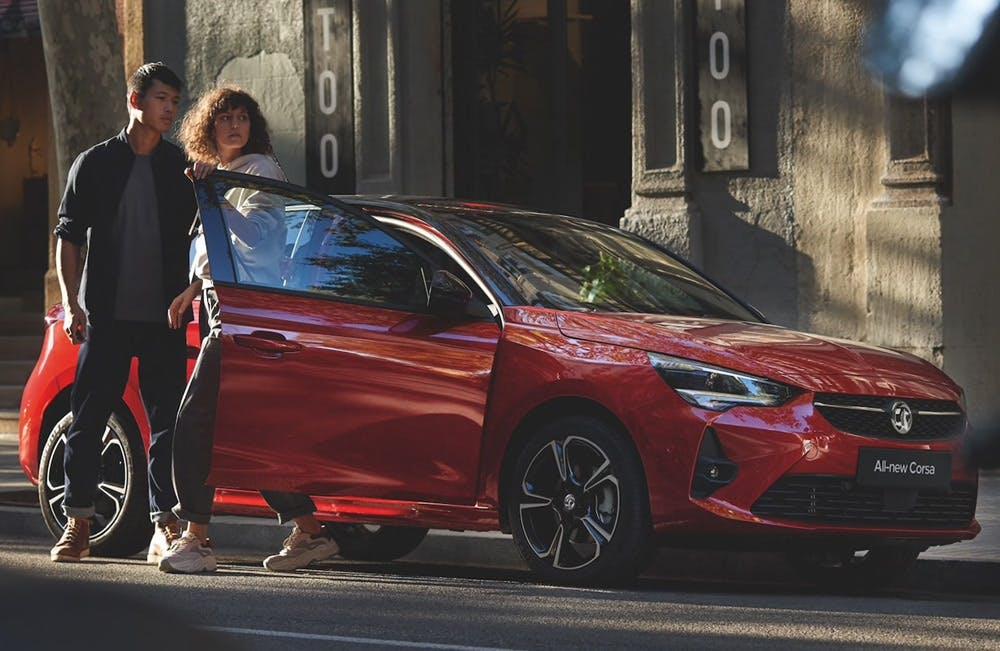Vauxhall Corsa Motability