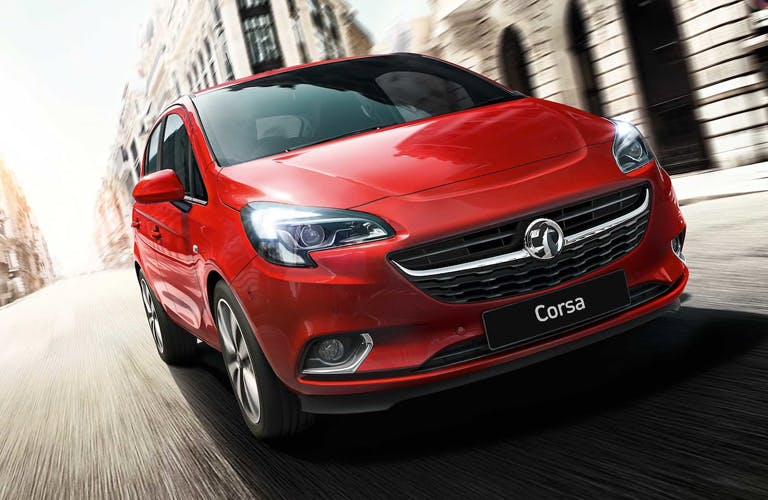 Vauxhall Corsa 5 Door Motability