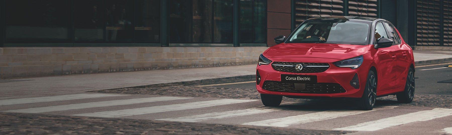 All-New Vauxhall Corsa-e Motability