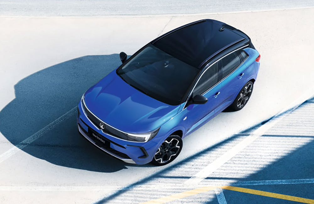 New Vauxhall Grandland Hybrid