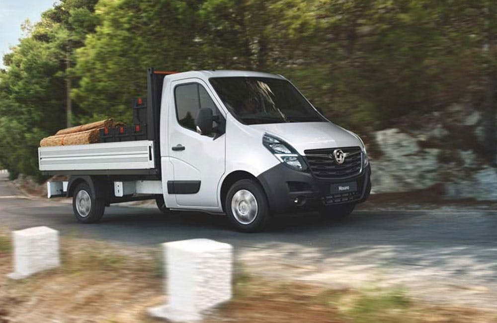 New Vauxhall Movano Conversions