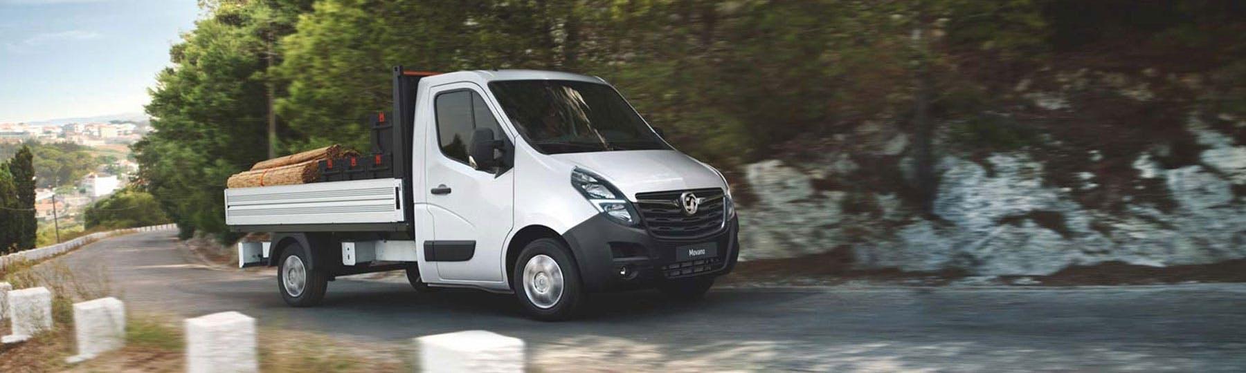 New Vauxhall Movano Conversions