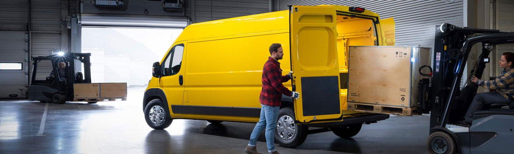 New Vauxhall Movano