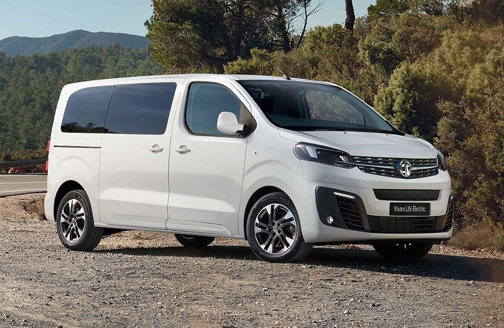 Vauxhall Vivaro-e Life Motability