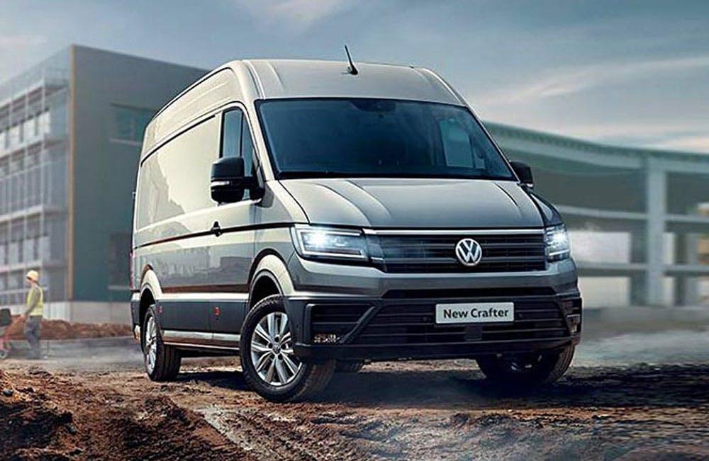 New VW Crafter Panel Van for Sale in Kent & Essex | Beadles