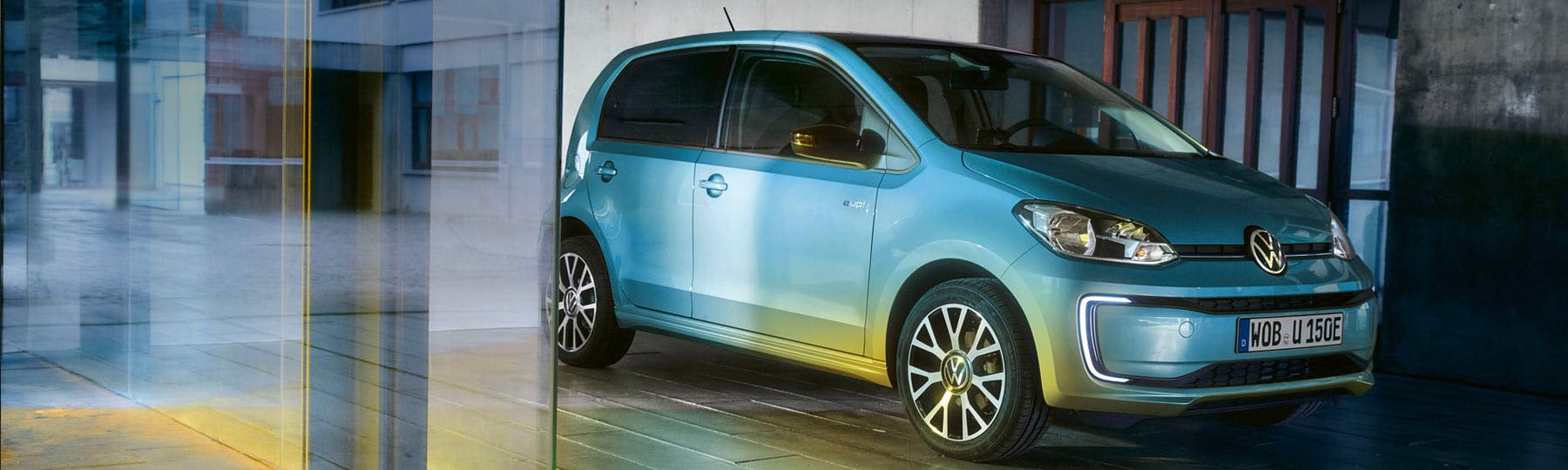 New Volkswagen e-up!