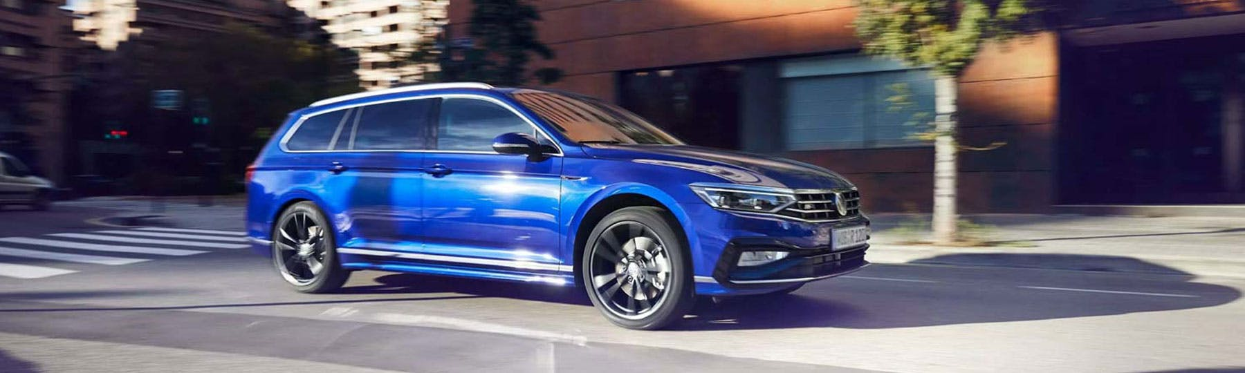 New Volkswagen Passat Estate Motability