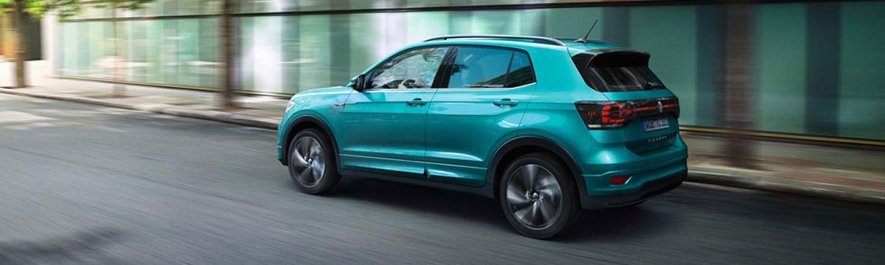 New Volkswagen T-Cross Motability