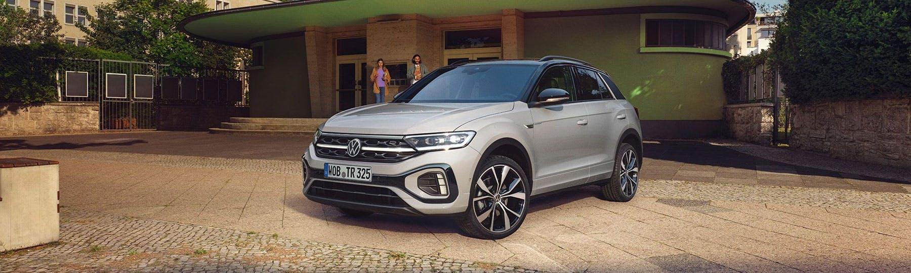 Volkswagen T-Roc Motability