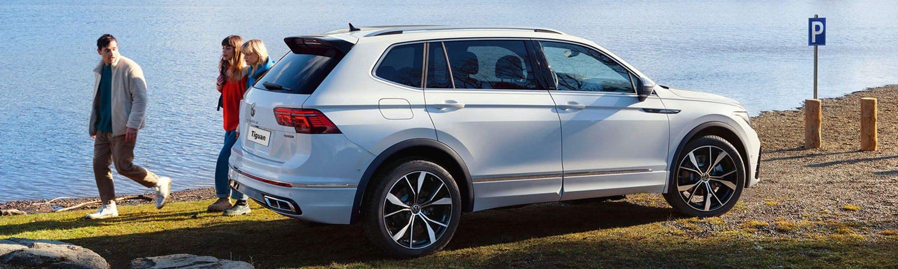 Volkswagen Tiguan Allspace Motability