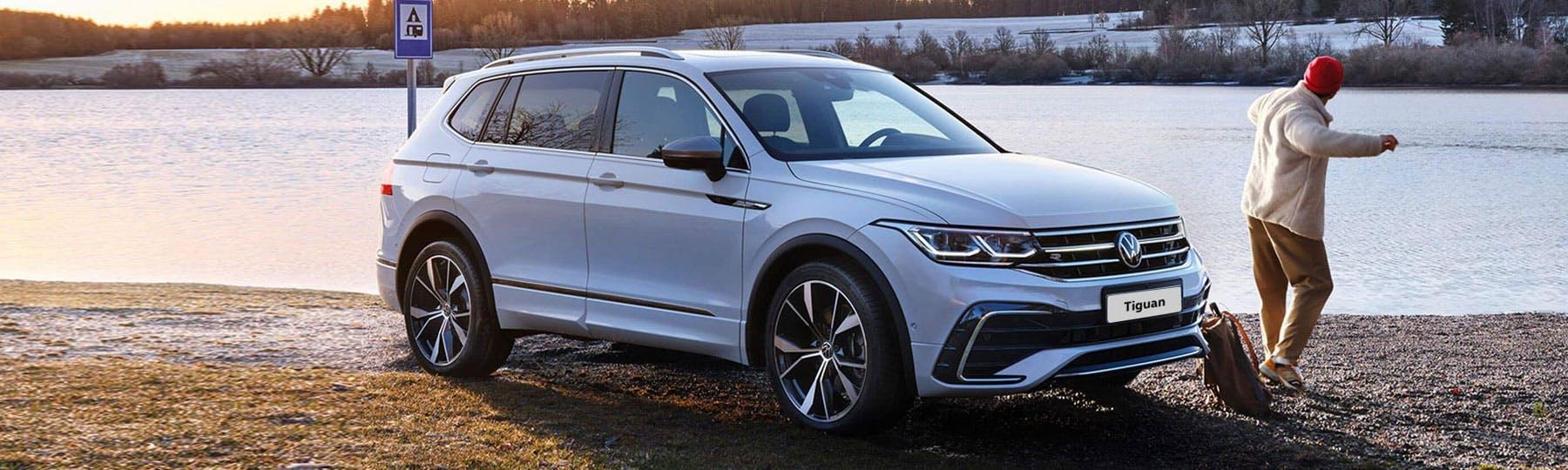 Volkswagen Tiguan Allspace New